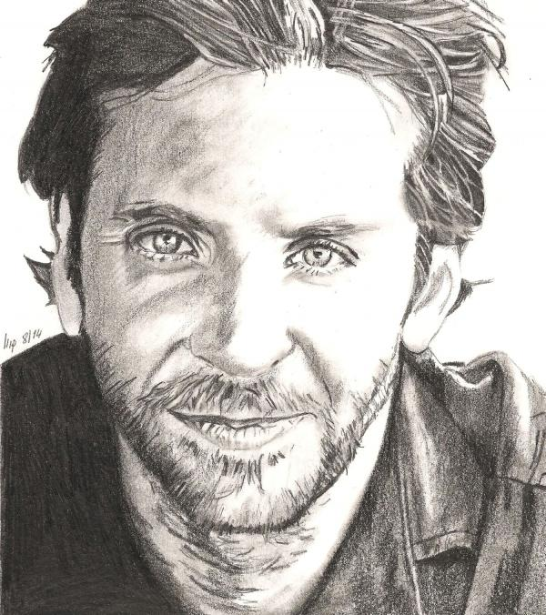 Bradley Cooper by patrick